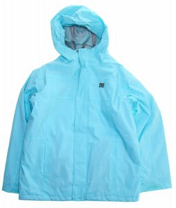 DC Summit K Insulated Snowboard Jacket Blue Radiance