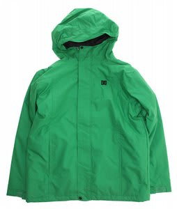 DC Summit K Insulated Snowboard Jacket Emerald