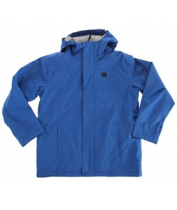 DC Summit K Insulated Snowboard Jacket Olympian Blue