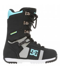 DC Super Park Snowboard Boots Grey/Blue