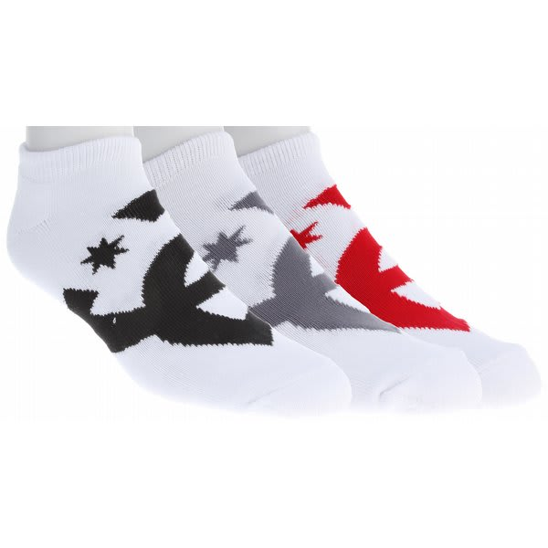 DC Suspension 1 3Pk Socks