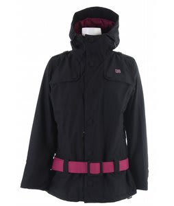DC Sutton 11P Snowboard Jacket Black