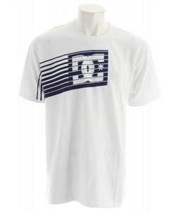 DC Swivelsticks T-Shirt White