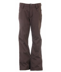 DC Tabor Slim Snowboard Pants Oak