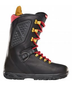 DC Terrain Snowboard Boots Black