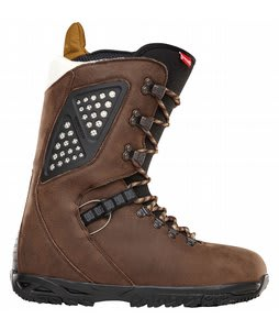 DC Terrain Snowboard Boots Brown