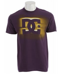 DC The Glow T-Shirt Purple Rain
