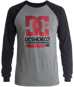 DC Throwback Star Raglan