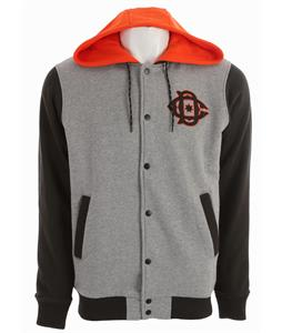 DC Titus Hoodie Heather Grey