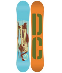 DC Tone Midwide Snowboard 157