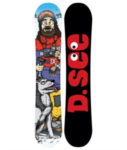 DC Tone Midwide Snowboard