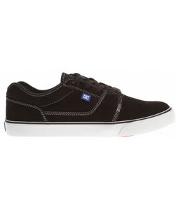 DC Tonik S Skate Shoes Black/Royal/White