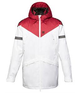 DC Torstein 15 Snowboard Jacket Rio Red