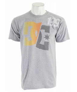 DC TP Intro T-Shirt Heather Grey