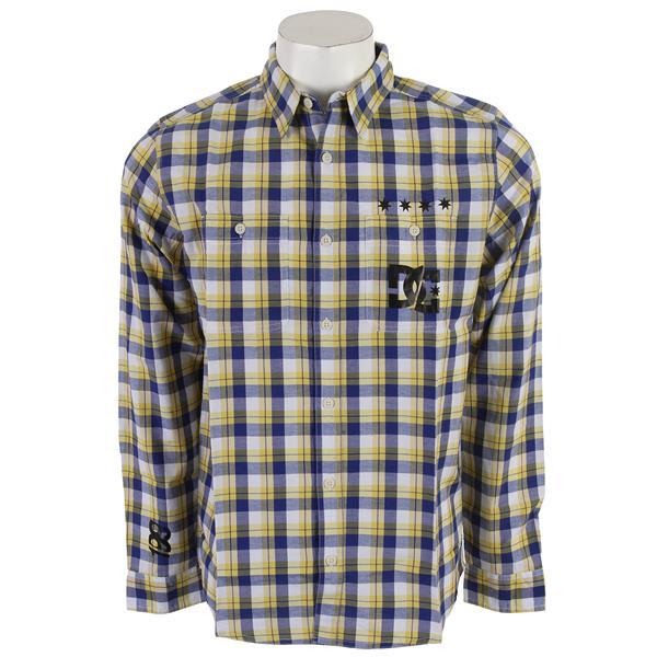 DC Tp Plaidstrana L/S Shirt
