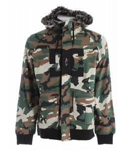 DC Trillions Hoodie Camo
