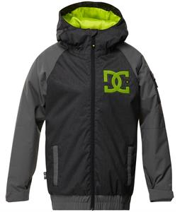 DC Troop Snowboard Jacket Caviar