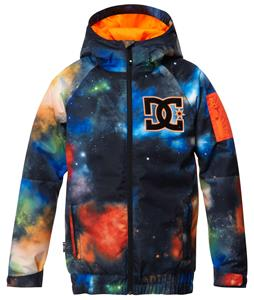 DC Troop Snowboard Jacket Space Print