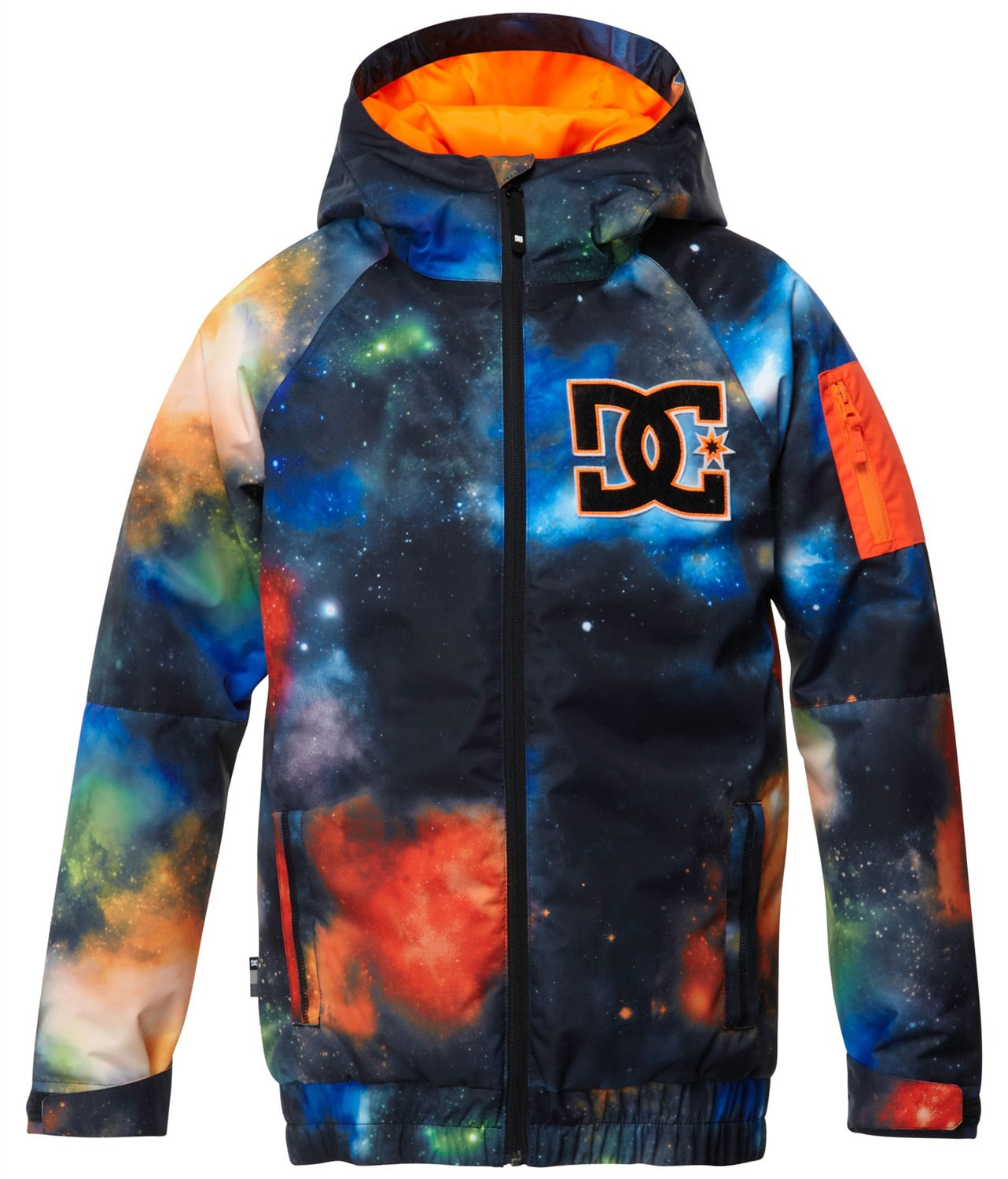 9c9a9a42f DC Troop Snowboard Jacket Kids, Youth on PopScreen