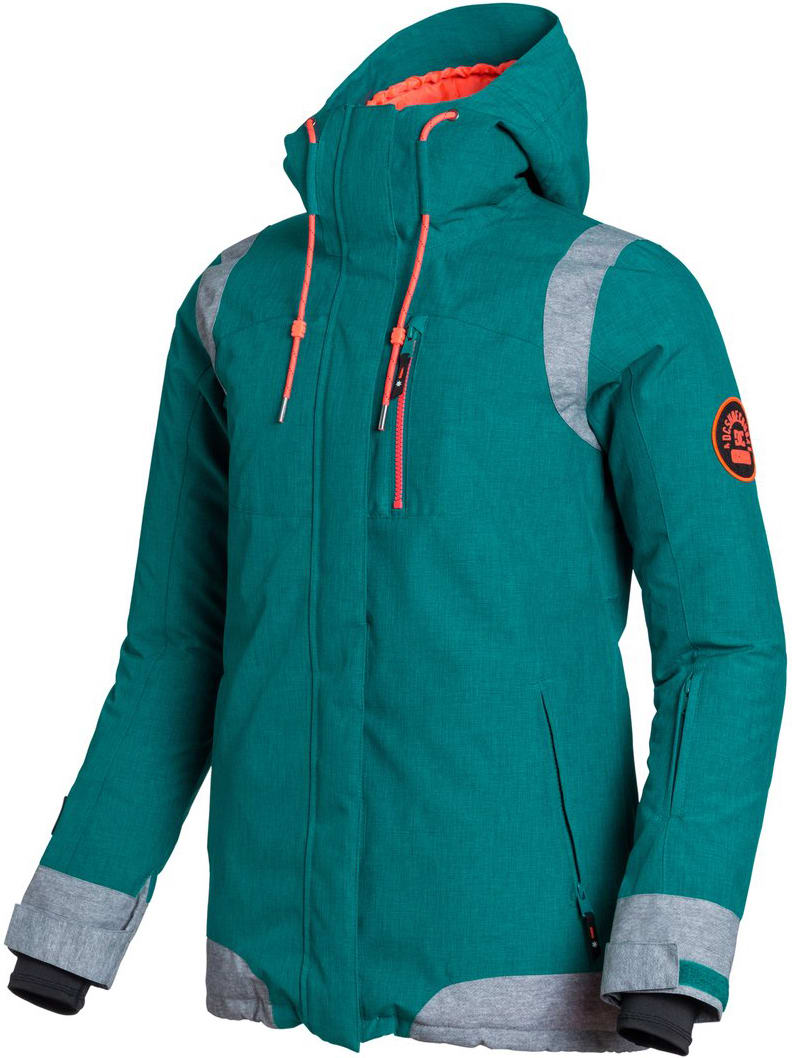 Womens dc snowboard jacket