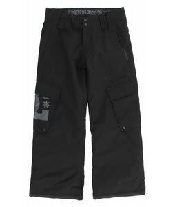 DC Tuner K Snowboard Pants Black