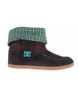 DC Twilight Casual Boots Dark Chocolate/Columbia