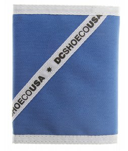 DC Undercovers Wallet Directoire Blue