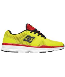 DC Unilite Trainer Skate Shoes Sulphur