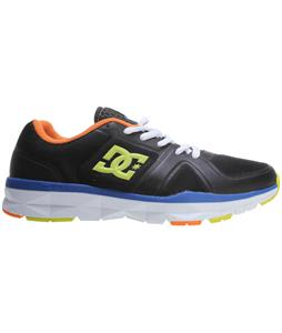 DC Unilite Trainer Shoes Black/Tennis