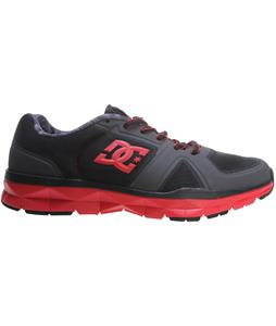 DC Unilite Trainer TC Shoes Red/Dark Grey