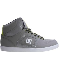 DC Union HI Skate Shoes Wild Dove/Armor