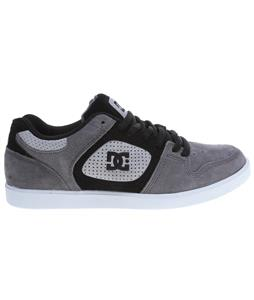 DC Union Skate Shoes Battleship Black