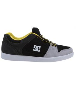DC Union Shoes Grey/Yellow