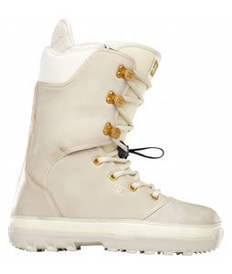 DC Unit Snowboard Boots Light Grey