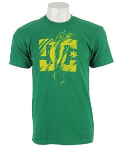 DC Vapor T-Shirt Kelly Green