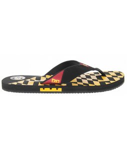 DC Vapor TP Sandals Black/Gold