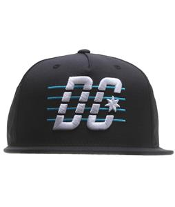 DC Velton Cap Black