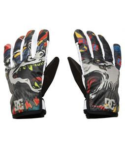 DC Ventron Gloves Yeti