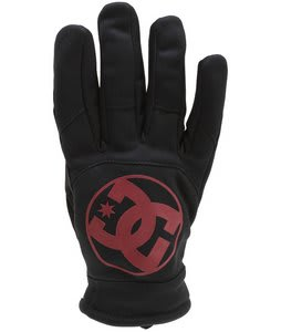 DC Ventron Gloves Black