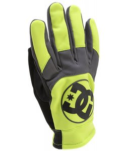 DC Ventron Gloves Lime