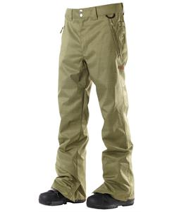 DC Venture Snowboard Pants Olive