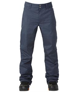 DC Venture Snowboard Pants Dress Blue