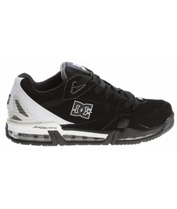 DC Versaflex Skate Shoes Black/White