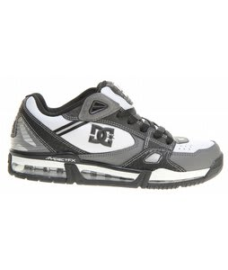 DC Versaflex Skate Shoes White/Black