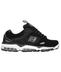 DC Versaflex 2 Skate Shoes Black/Pirate Black