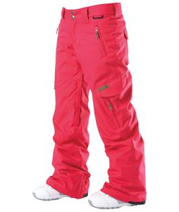 DC Verve Snowboard Pants Azalea