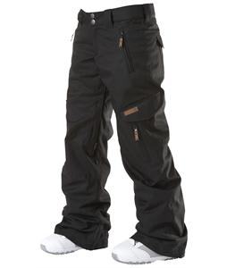 DC Verve Snowboard Pants Black