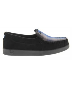 DC Villain Shoes Black/Royal