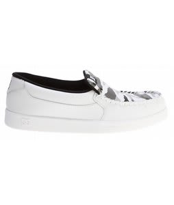DC Villain Shoes White/Camo