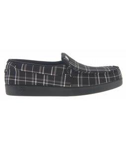 DC Villain TX Shoes Black/Black/White